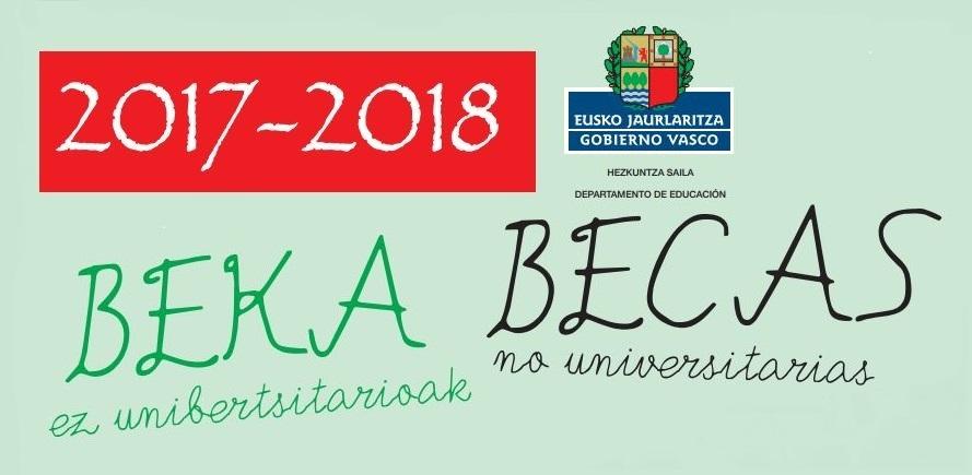 Becas estudios y comedor 2017 2018 ampa sustapen - Becas comedor 2017 ...
